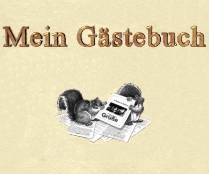 Gästebuch Banner - verlinkt mit http://laufradschmiede.de